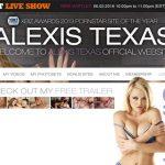 Alexistexas Login Ids