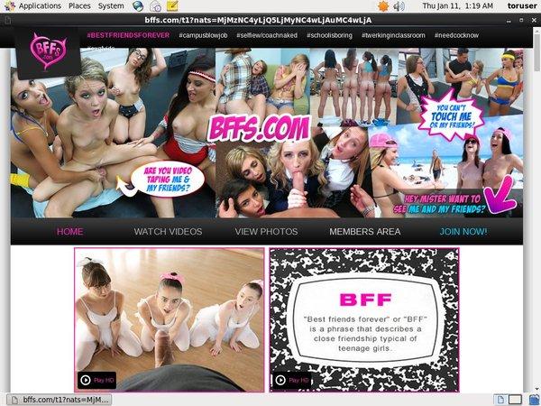 Bffs Exit Discount