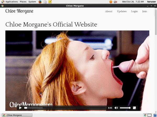 Chloe Morgane Pay Site