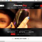 Cinemajoy.com Logins 2018
