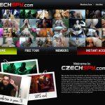 Czech Spy Special Discount