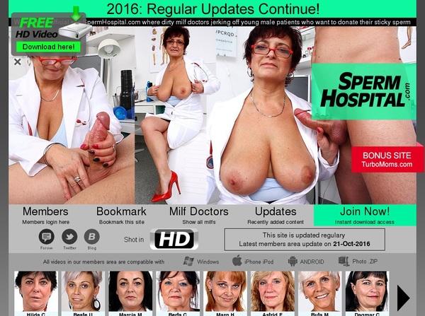 Discount Hospital Sperm