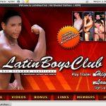 Latinboysclub Password And Account