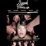 New Sperm Mania Videos