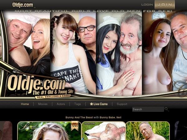Oldje.com Discounted Offer