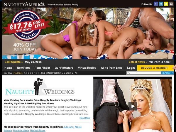Premium Naughty Weddings Password