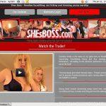 Shesboss Tubes