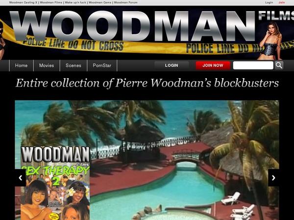 Woodmanfilms.com Membership Trials