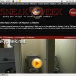 Sneaky Peek Discount Urls