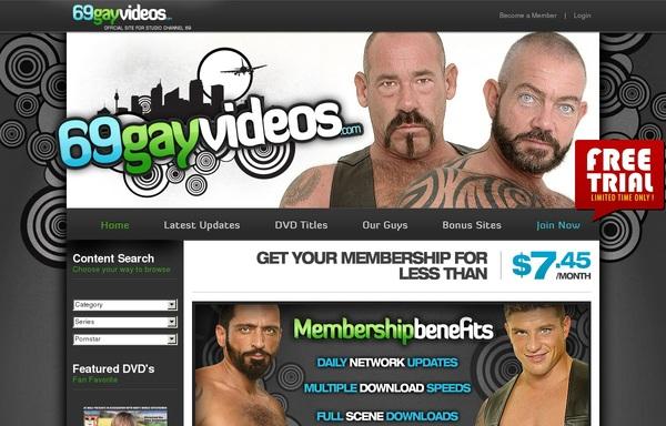 Watch 69 Gay Videos