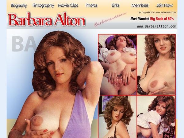 Promo Codes Barbaraalton.com