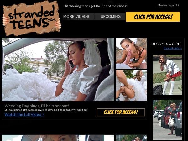 Stranded Teens Nude